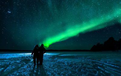 Viaggio Aurora Boreale in Islanda