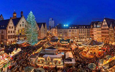Francoforte – Mercatini di Natale