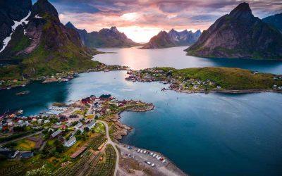 GRAN TOUR  DELLA NORVEGIA – Oslo,Fiordi, Bergen  Isole Lofoten, Caponord