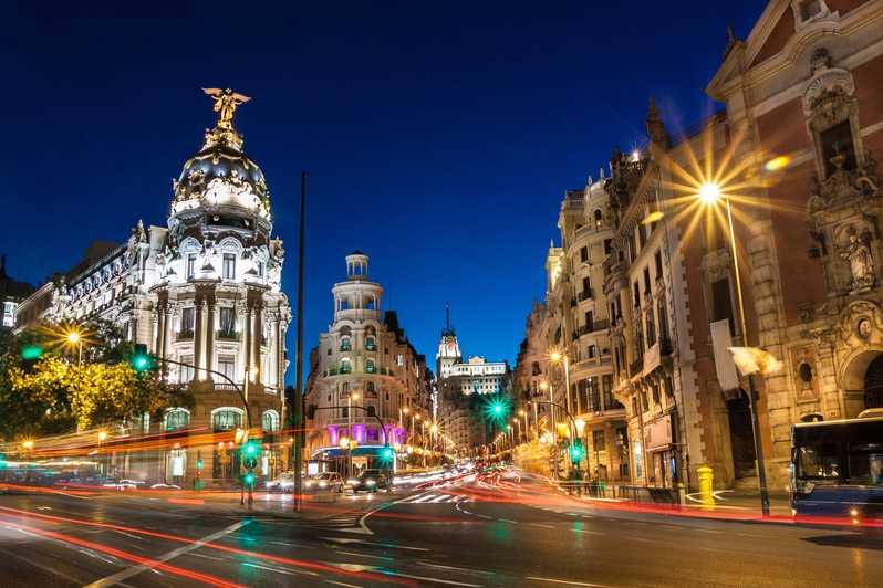 PONTE dei SANTI MADRID