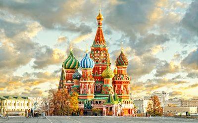 Mosca e San Pietroburgo 2021